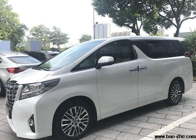 北京18款丰田埃尔法奢华版租车 租出独特魅力