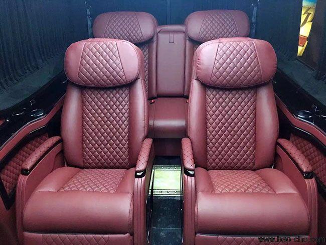 奔驰斯宾特全国最低租车报价外观时尚豪华