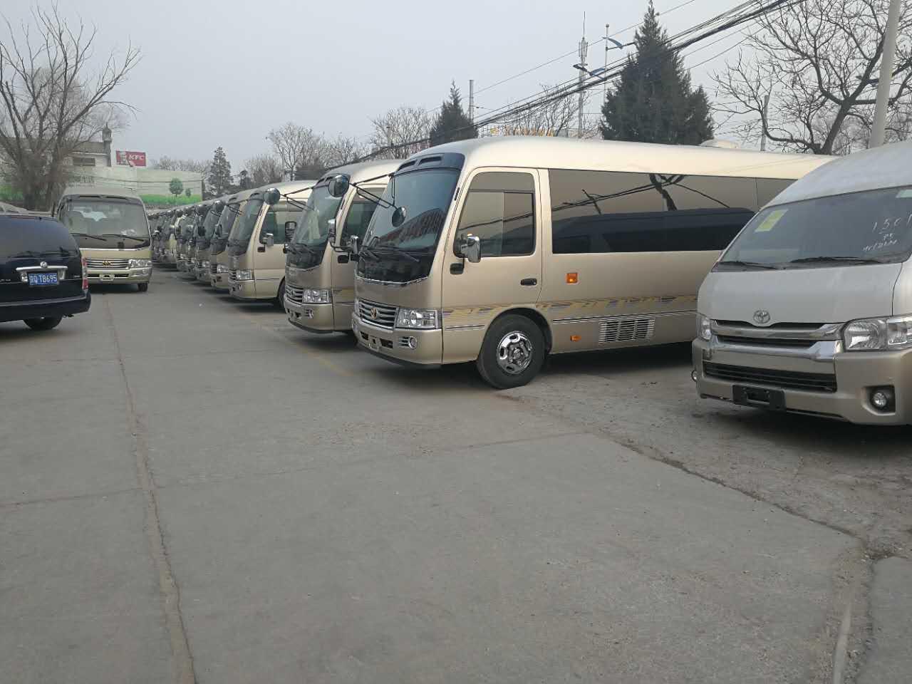 北京包车去天津,北京包车公司推荐这几款车型