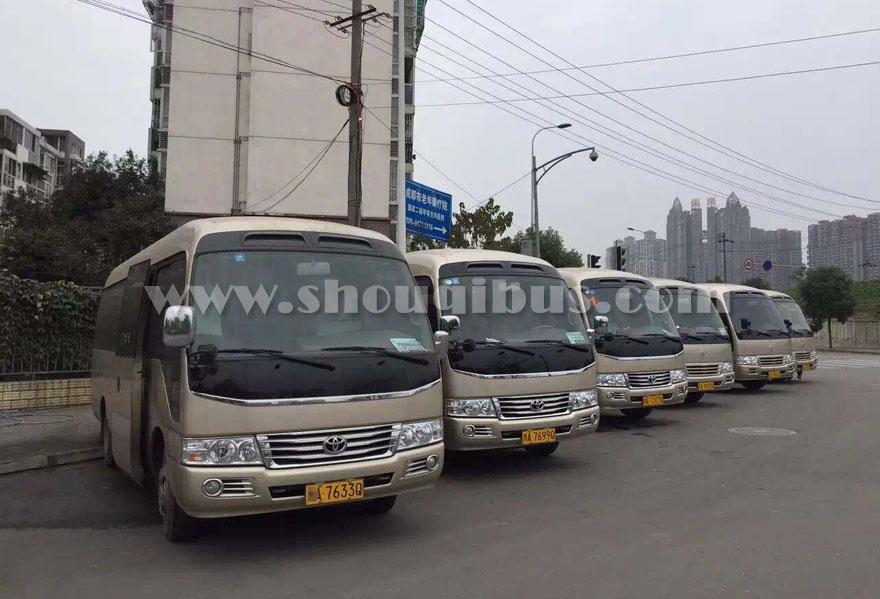 北京包车一定要选择北京正规的包车公司