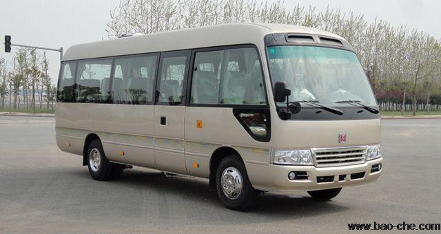 江铃考斯特7米10-31座客车租赁 技术先进 品质可靠
